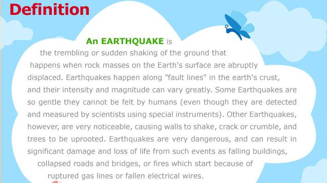 earthquake for kids - photo #3